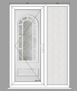 Door & Side Panel